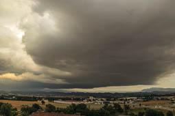 Osona: paisatge i meteorologia (juny 2016)