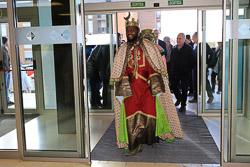 Els Reis de l'Orient a l'Hospital Universitari de Vic