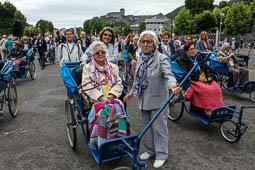 Pelegrinatge a Lourdes, 2016