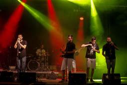 Concert de la trobada de gegants de Prats de Lluçanès