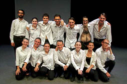 Molta Merda, Mostra de Teatre Jove de Vic, 2016: 1984