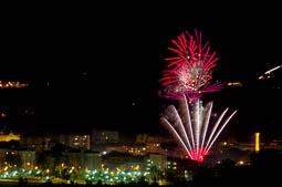 Festa Major de Vic 2016: castell de focs