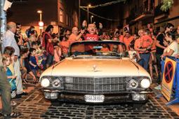 Festes del carrer de Gurb 2016: arribada del Carquinyoli