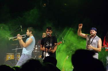 Concerts de Festa Major d'Olost: Animal, Germà Negre i Tumbaos