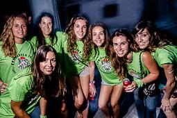 Festa Major de Santa Eugènia de Berga 2016: cercavila de catalanets