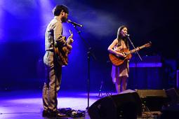 Mercat de Música Viva de Vic, 2016 (II) Kim x Kim.