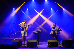 Mercat de Música Viva de Vic, 2016 (II) Tototomás.