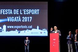 Festa de l'Esport Vigatà 2017