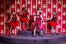 Musical «l'Amour en Rouge» a Prats de Lluçanès
