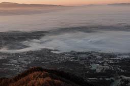 Osona: paisatge i meteorologia (gener 2017)
