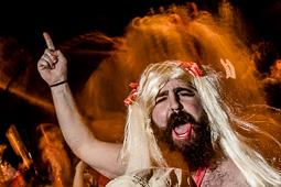 Carnaval de Terra Endins 2017: Senyoretes i Homenots