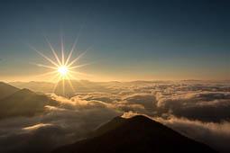 Osona: paisatge i meteorologia (febrer 2017)