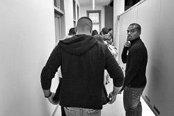 Els presos entren a la Universitat de Vic