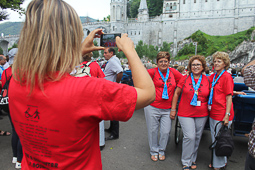 Pelegrinatge a Lourdes, 2017