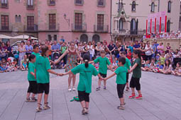 Festa Major de Vic 2017: seguici infantil