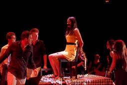 Molta Merda, Mostra de Teatre Jove de Vic, 2017: La gran nit de Lurde G