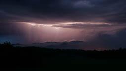 Lluçanès: paisatge i meteorologia (juliol 2017)