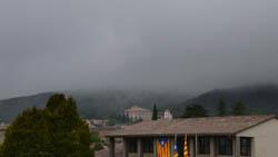 Lluçanès: paisatge i meteorologia (setembre 2017)