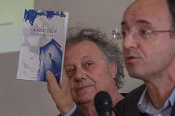 Sant Jordi 2018: Trobada d'escriptors osonecs a l'Institut de Vic