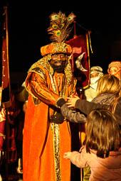 Cavalcada dels Reis d'Orient als Hostalets de Balenyà