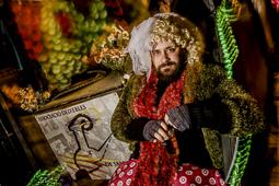 Carnaval de Terra Endins 2018: Senyoretes i Homenots