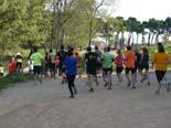 1a cursa dels gitanos a Taradell