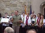 Dia de la Memòria a Osona Sant Julià de Vilatorta. Foto: Difucor