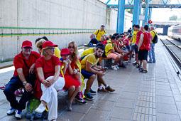 Osonencs a la Via Catalana 2014