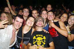 Diada Nacional 2014: concert de La Gossa Sorda