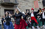 Dansa Alpensina - Festa Major d'Alpens 2013