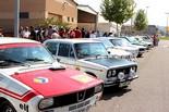 Festa Major de Calldetenes 2011: Trobada de Cotxes Clàssics i Mítics
