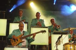 Festa Major de Manlleu 2014: Orquestra Maravella