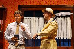 Festa Major de Roda 2014:  «Les germanes Brewster» del Grup de Teatre Arrels