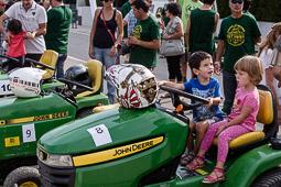 Festa Major de Santa Eugènia de Berga 2014: Tallagespa Motorshow