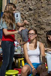 Festa Major de Taradell 2014: Mercat del segle XVII