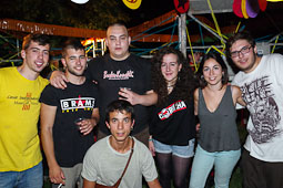 Festa Major de Vic 2014: Barrakes
