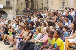 Festa Major de Vic 2014: la Cridòria