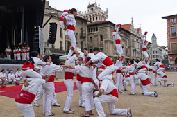 Festa Major de Vic 2014: la Xurriacada (1)