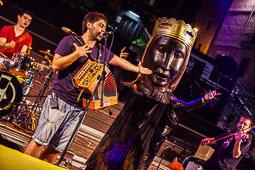 Concert de Germà Negre a la Festa del Porc i la Cervesa 2014