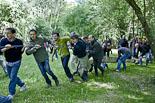 Festa Verdaguer 2013: Arbre de Maig