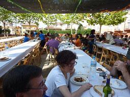 Festes del barri Bon Amic de Roda de Ter 2014