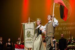 Inauguració del Festival Internacional de Música de Cantonigròs