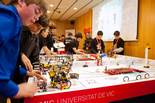 1r Torneig FIRST LEGO League a la UVic