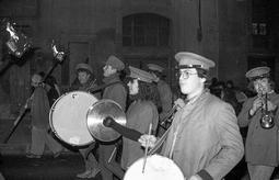 Grups d'animació osonencs dels anys 70 i 80 Música de l'orquestrina Immamarramon i Sèmola a la cavalcada de reis de l'any 1981. Foto: Josep Maria Montaner