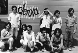 Grups d'animació osonencs dels anys 70 i 80 Integrants de la Clenxa, l'any 1981. Foto: Arxiu Coromina