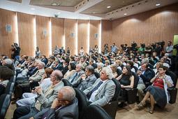 Inauguració de la nova Àrea d'Oncologia de l'Hospital de Vic