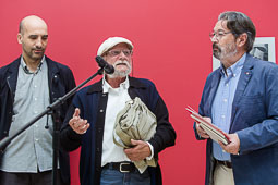 La Universitat de Vic inaugura l'Espai Josep Vernis