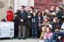 Mercat Medieval de Vic 2008: inauguració oficial amb les Gaites de Lar Gallego