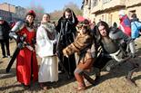 Mercat Medieval de Vic 2013: ambient diumenge