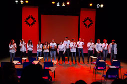 Molta Merda, Mostra de Teatre Jove de Vic: L'Onada